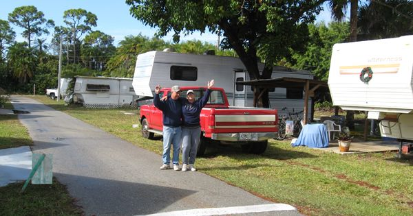 Family Mobile Home Parks In Fort Myers Florida