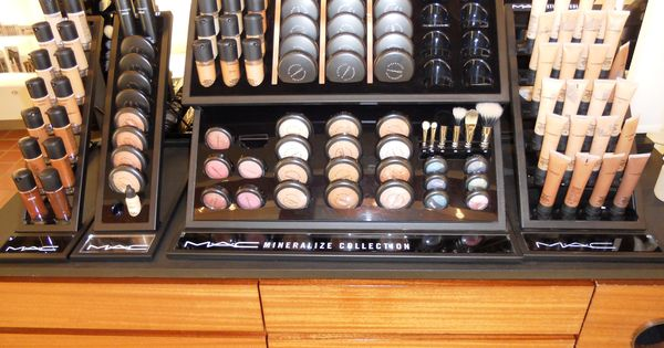 the new mac cosmetics shopinshop cosmetics