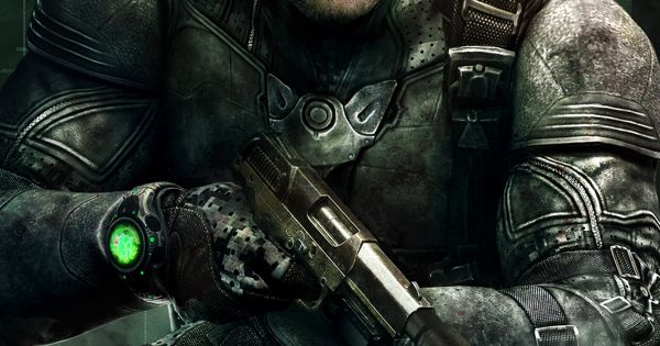 Splinter cell blacklist by two dots via behance splinter cell blacklist grim http pinterest - Splinter cell grim ...
