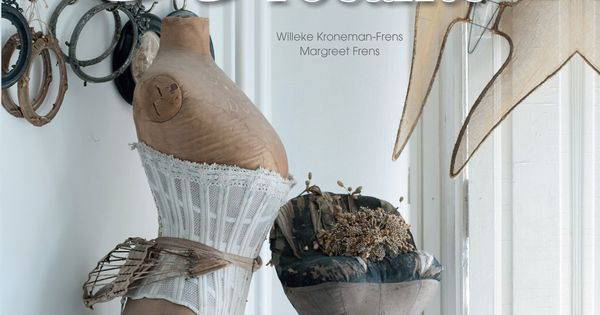 Cover of a new book about brocante in the netherlands liefde voor brocante www - Dressing liefde ...