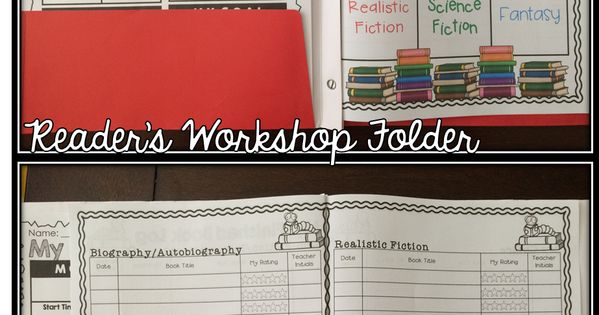 Readers workshop, Book log and Independent reading on Pinterest