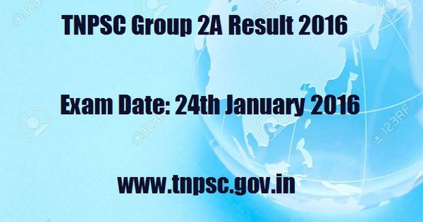 Http Nextsem In Tnpsc Group 2a Result 2016 2714 Education