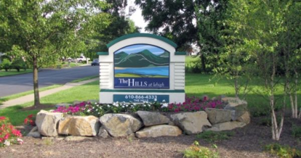 The Hills At Lehigh Offers 1 And 2 Bedroom Apartments In Bethlehem Pa Exterior 2 Bedroom Apartment Outdoor