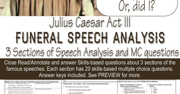 Involving julius caesar questions and answers opinion you