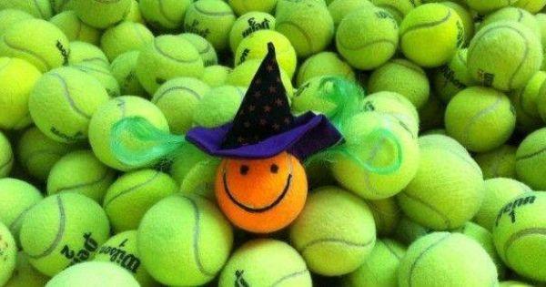 Happy Halloween Tennis Tennis Bags Sports