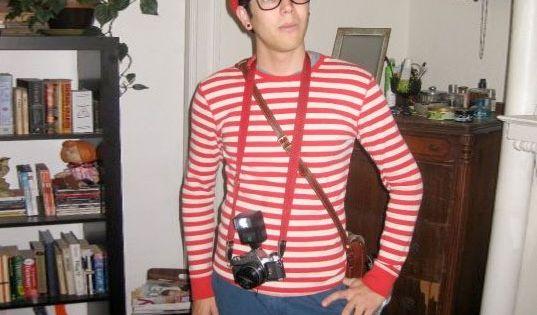 Adult Halloween costume ideas: Where's Waldo, Carmen Sandiego, a gumball machine, a