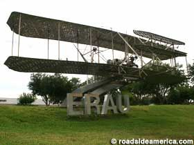 Wright Brothers Replica Daytona Beach Fl Daytona Beach Dayton Beach Florida