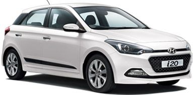 Hyundai Elite I20 Colors Black White Blue Red Silver Star Dust