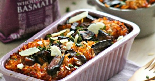 riz basmati aux aubergines vegan gluten free fais moi croquer alimentation. Black Bedroom Furniture Sets. Home Design Ideas