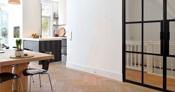 Eigentijdse benedenwoning met klassieke details meer interieur inspiratie check - Eigentijdse stijl slaapkamer ...