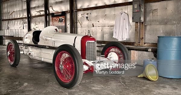 Miller 122 Indianapolis 500 Race Cars Car