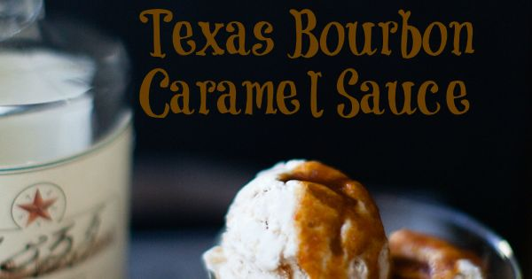 Bourbon caramel sauce, Peach cobblers and Bourbon on Pinterest