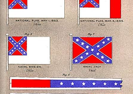 Pin On The Confederate States Of America