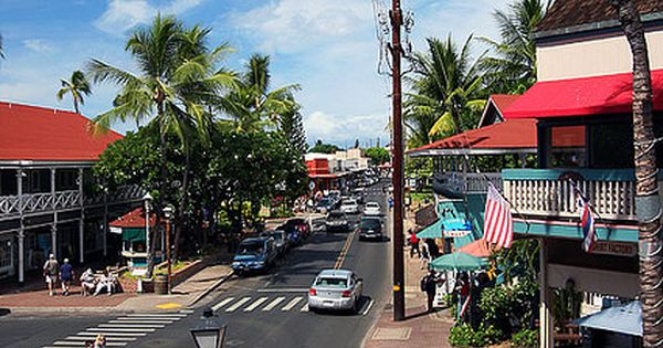 Lahaina, Maui, Hawaii - my favorite place!