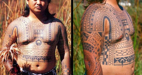 Return of the headhunters the philippine tattoo revival for Revival tattoo and piercing