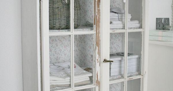 altes fenster neu genutzt for the home pinterest alte fenster fenster und alter. Black Bedroom Furniture Sets. Home Design Ideas