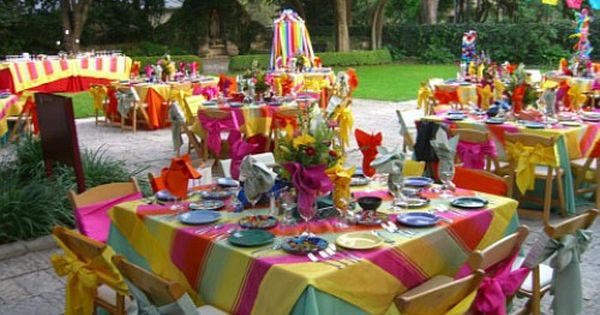 Backyard Party Ideas For Adults |  about birthday decoration ideas