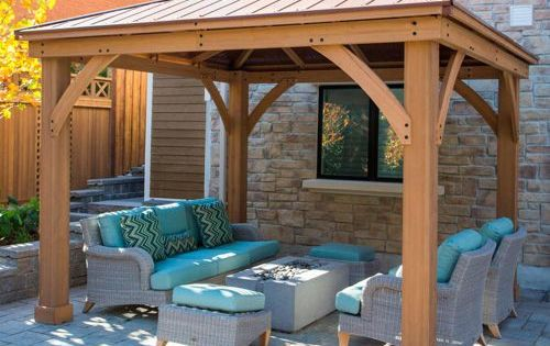 Diy Gazebo Ideas Effortlessly Build Your Own Outdoor