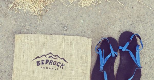Bedrock Sandals come shipped to you in a rad #compostable and #reusable burlap sack! #LiveSimply, #Reuse, and #Recycle.