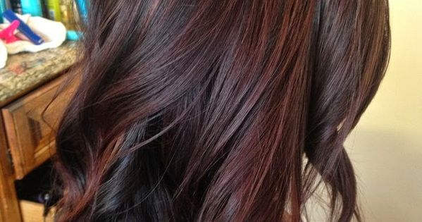 30 Ideas To Change Your Look With Hair Highlights Red