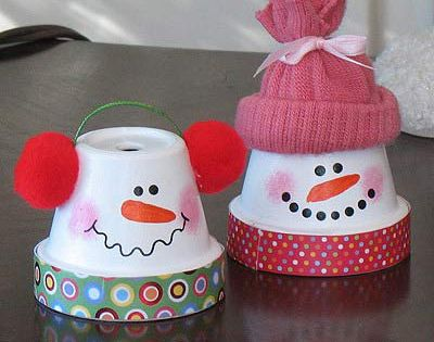 Tischdeko selber machen winter  Winter-Deko-Selbermachen-Topf.jpg 400×371 Pixel | Kunstideen für ...