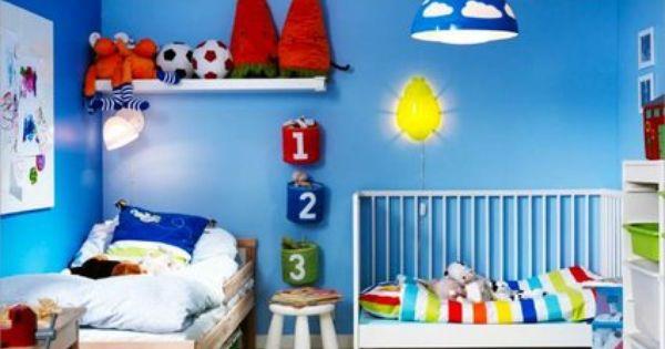Choisir Du Bleu Pour La Chambre D Enfant D Co Recherche Et D Coration