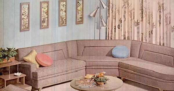 This sofa is just amazing - Ad for Sears Harmony House ...
