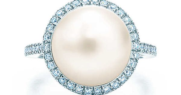 Tiffany and Co. twisted bow ring. The first thing I would give
