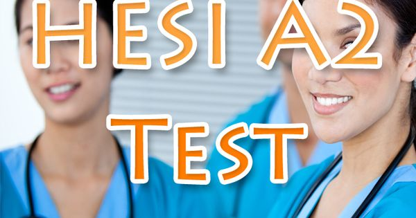 The Hesi A2 Examination Is Commonly Administered As An