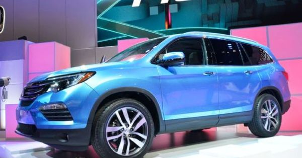 top crossover suv 2015