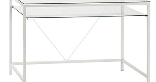 White Glass Desk At Big Lots Glass Desk L Shaped Corner Desk White Glass