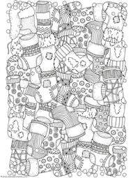 Christmas Doodle Coloring Pages Doodle Coloring Coloring Pages