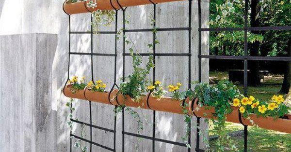 Jardim vertical para cerrar tecgi nateri gustos for Biombos para jardin