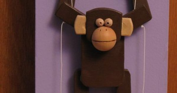 I Made This Climbing Monkey Based Off The Old Climbing