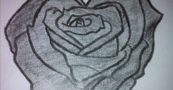 Pencil Sketches Of Hearts And Roses - Cliparts.co |Pencil Drawings Of Love Hearts