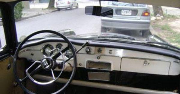 Siam Di Tella 1500 A Riley 4 72 Built In Argentina Autos