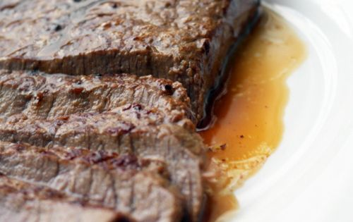 how to cook moose round steak