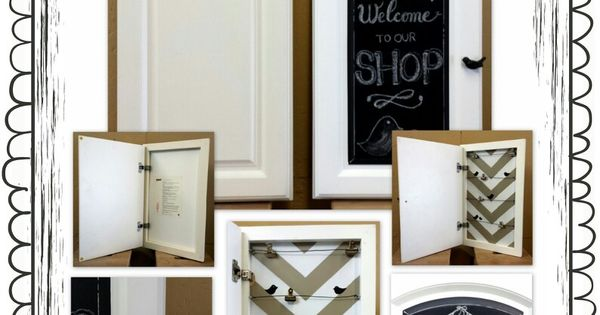 Shops Blackboard Paint And Metals On Pinterest