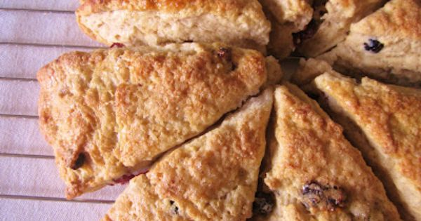 Ginger Berry Scones | Indulge | Pinterest | Scones, Berries and Html
