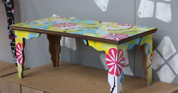 Cardboard furniture dmy berlin 2010 liquid 1 for Amueblar piso entero