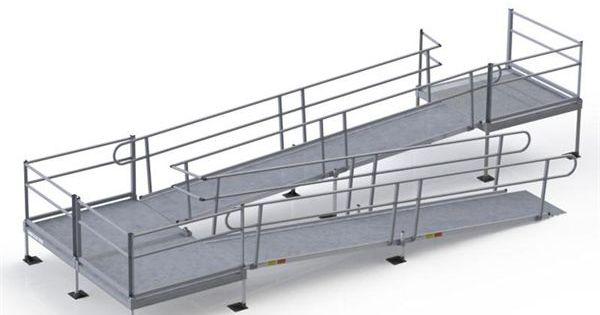 ez access pathway aluminum modular wheelchair access ramp  bathroom exhaust fan code requirements california