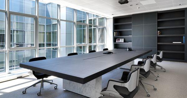 Proyecto rea de trabajo mesa de reuni n modelo for Mobiliario despacho abogados