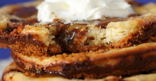 Caramel cheesecake, Cheesecake cookies and Cheesecake on Pinterest