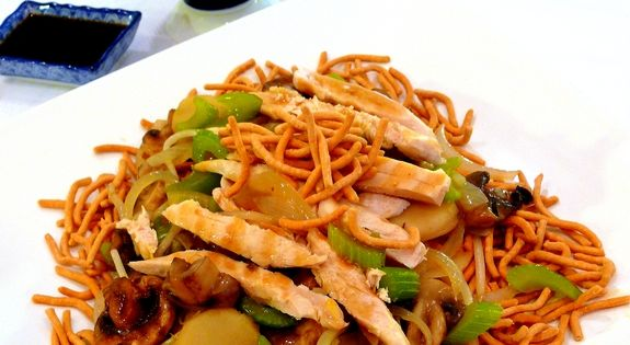 how to make chicken chow mein like the chinese