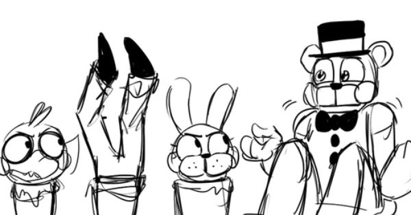 Toy Freddy Head Can T Fit In A Trash Can Like The Others Do