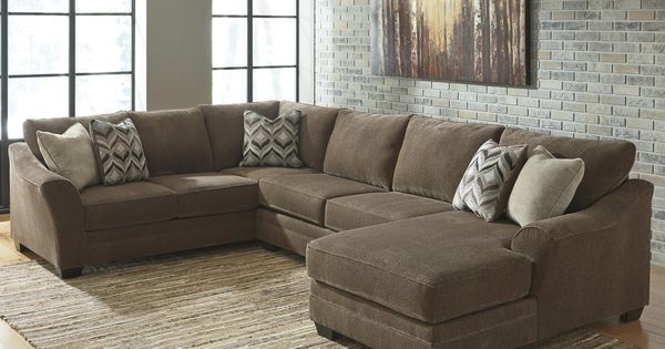 justyna 3piece sectional with right chaise by benchcraft part of the justyna collection sku dimensions width 150 u2026