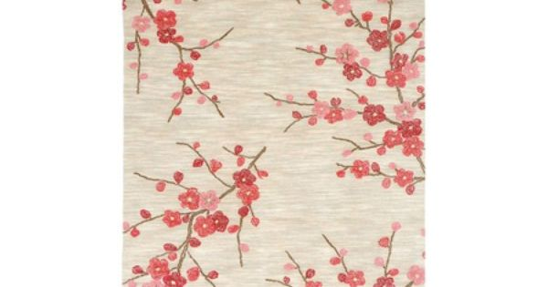 Cherry Blossom Colorado Outdoor Rug
