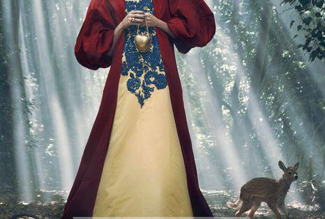 Snow White: Haute Couture by Oscar de la Renta (via Harrods). disney