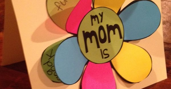 Flip the Flap Flower Card - would be cute for Mother's Day, or even birthday cards for special friends Need a great Mother's Day Gift Idea? - try a suction-mount kitchen & bath Splashtablet iPad Case Free Shipping! http://www.splashtablet.com