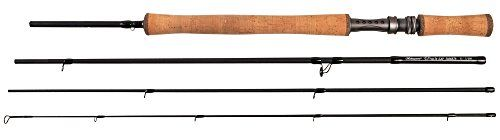 Shakespeare Oracle Switch 4 Piece Fly Rod Green 11 Ft Rod Fly Rods Pieces